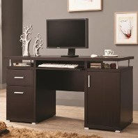 Coaster Cappuccinno Finish Desk
