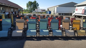 Outdoor Recliners