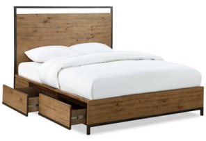 Modus Gatlin Queen Storage Bed
