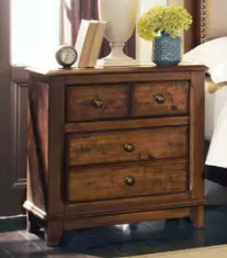 Coaster Laughton 2-Drawer Nightstand