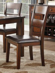 Homelegance Mantello Espresso Finish Side Chair