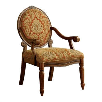 Furniture of America Hammond Accent Chair
