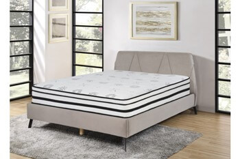 Homelegance 12-Inch Hybrid Pillow Top Twin Mattress