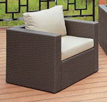 Furniture of America Davina Outdoor Chair