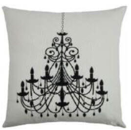 Rizzy Chandelier Throw Pillows (set of 2)