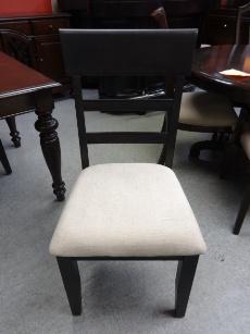 A La Carte Black Ladderback Side Chairs (set Of 2) ...