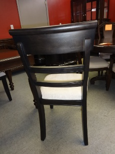 ... A La Carte Black Ladderback Side Chairs (set Of 2)
