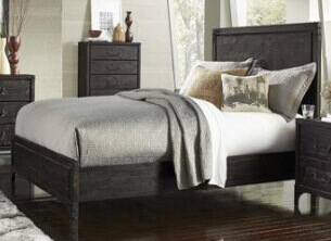 Modus Buxton Rustic Coffee King Bed