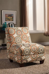 Coaster Circles Accent Chair
