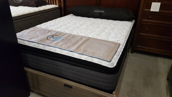 Sealy Posture-Pedic Humboldt Firm Pillow Top King Mattress