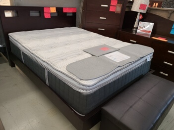 Southerland Elite Interlude Luxury Firm Box Top King Mattress