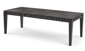 Home Meridian Matrix Dining Table with 1 Leaf