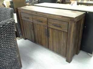 Modus Meadow Rosewood Sideboard (blemish)