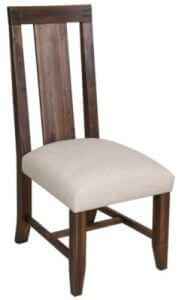 Modus Meadow Rosewood Wood-Back Side Chairs (set of 2)