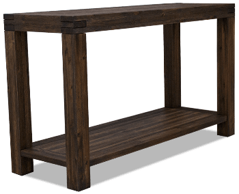 Modus Meadow Rosewood Console Table