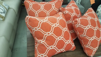 Best Furniture Throw Pillows in Santa Fe (set of 2)