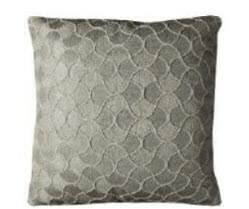Rizzy Beige Abstract Diamonds Throw Pillows (set of 2)